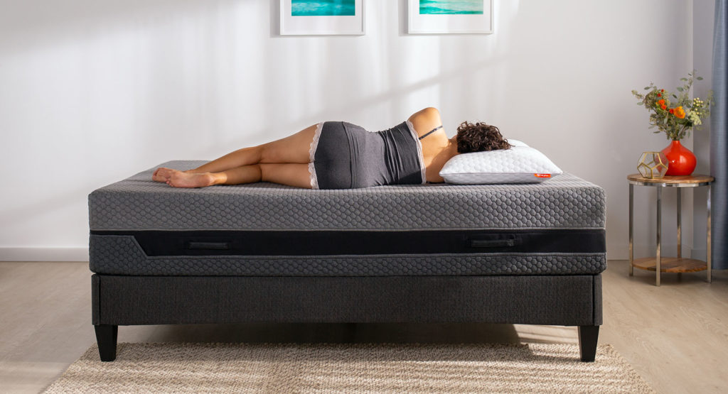 picture of what's the best kind of mattress for back pain